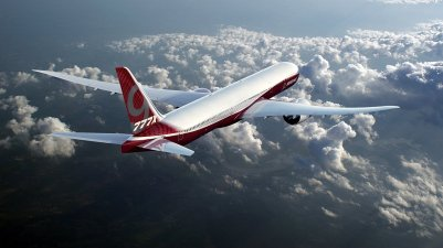 A render of the 777-9X
