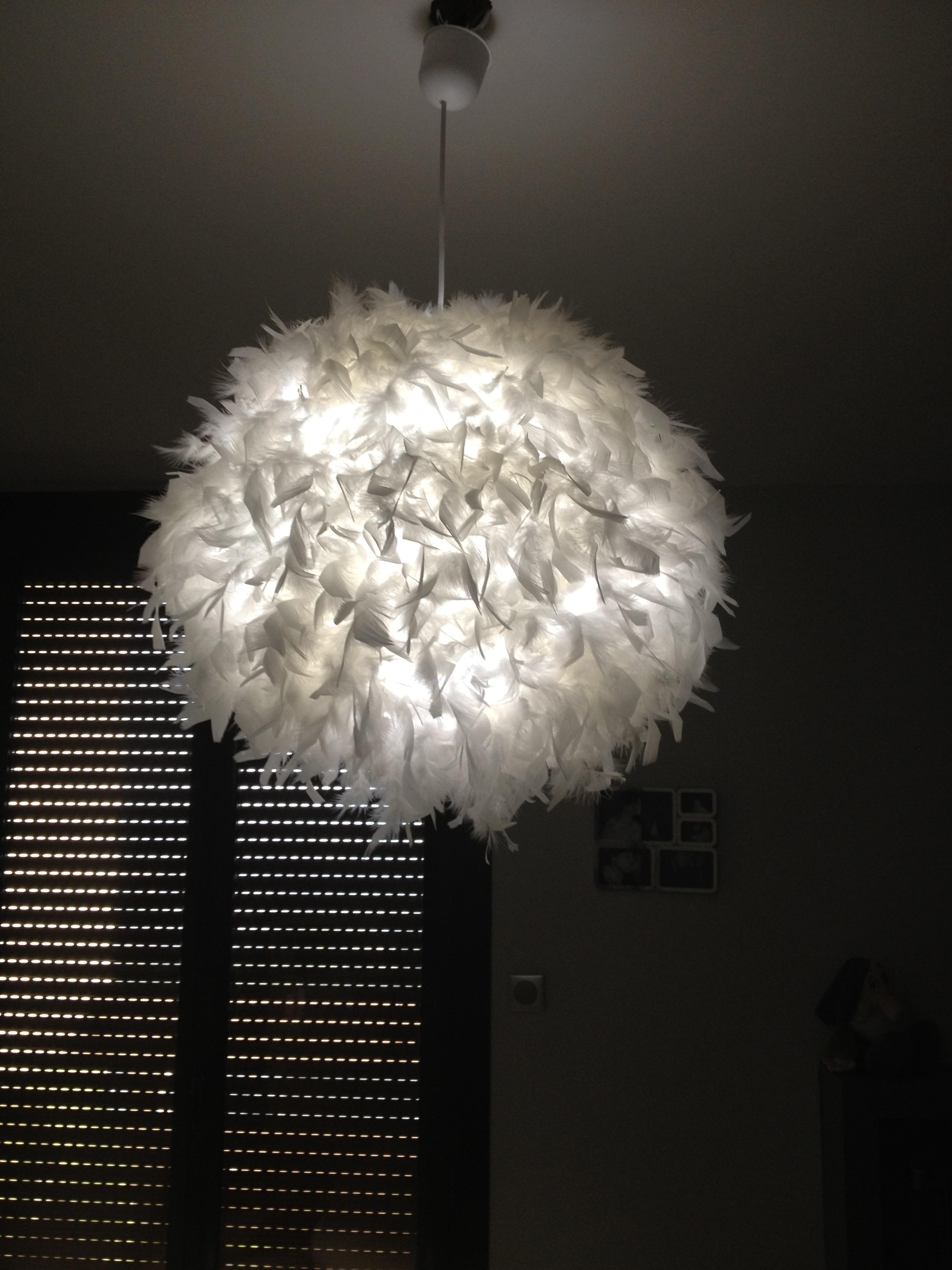 lustre en plumes the world of diouk
