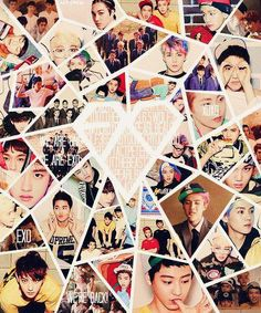 exo collage