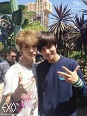 Luhan & Kai