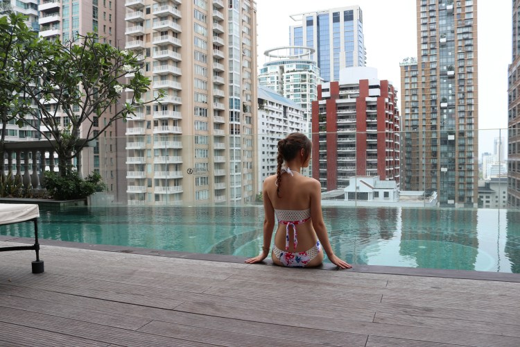 rooftopswimming