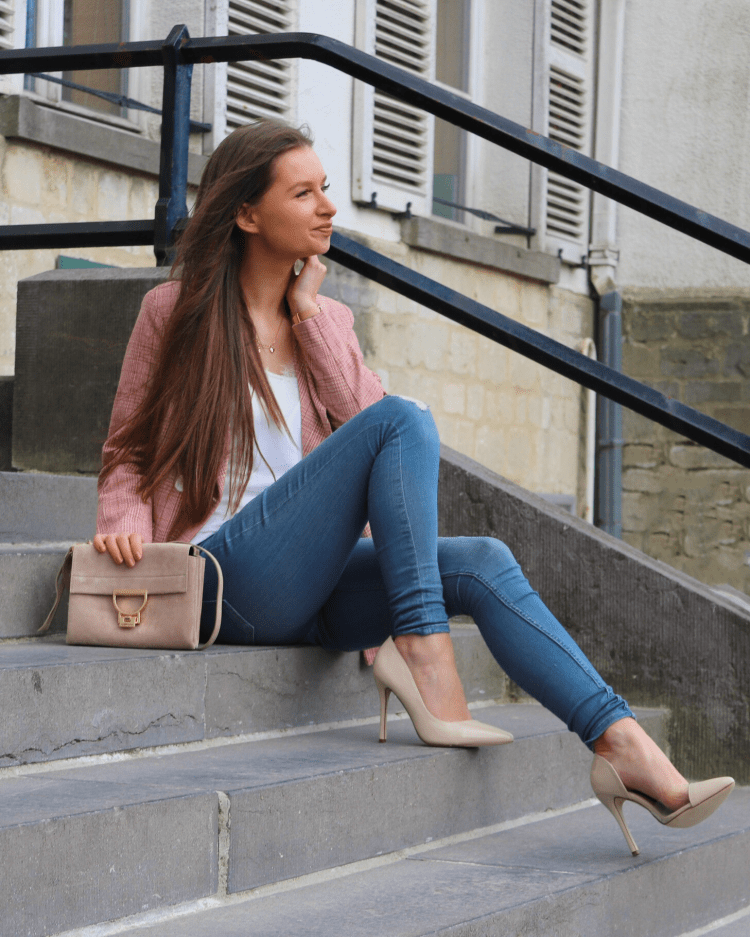 pink-blazer-spring-outfit