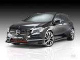 A GT-R Mercedes-Benz A-Class (W176) by Piecha Design