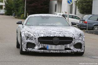 2016 Mercedes-AMG GT (C190)