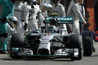 F1 2014: Round 12, Belgian Grand Prix