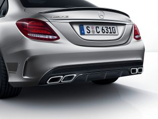 2015 Mercedes-AMG C 63 (S) Edition 1