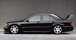 Mercedes-Benz 190 E 2.5-16 Evolution II (1990)