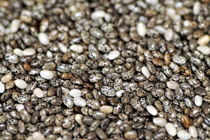 Chia seeds for sleep  chia seeds before bed