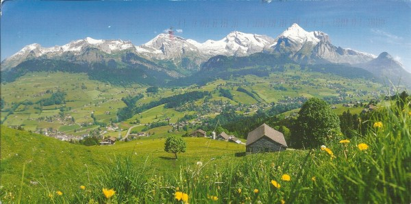 switzerland world doorstep