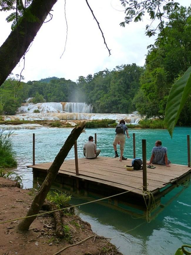 Agua Azul Waterfall, Chiapas, Mexico