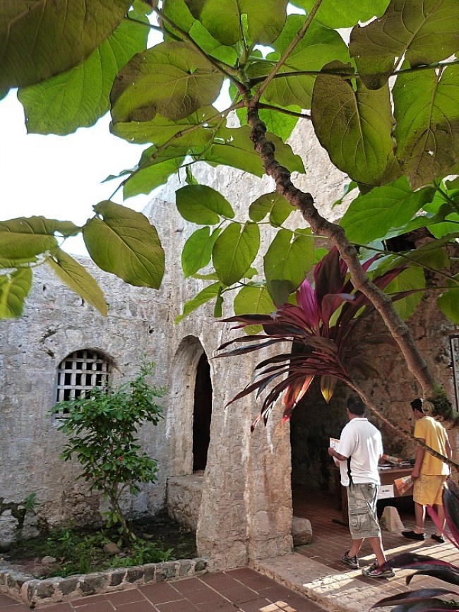 Fort in Rio Dulce, Guatemala
