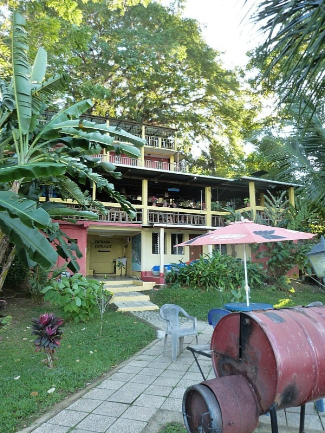 Hotel in Rio Dulce, Guatemala