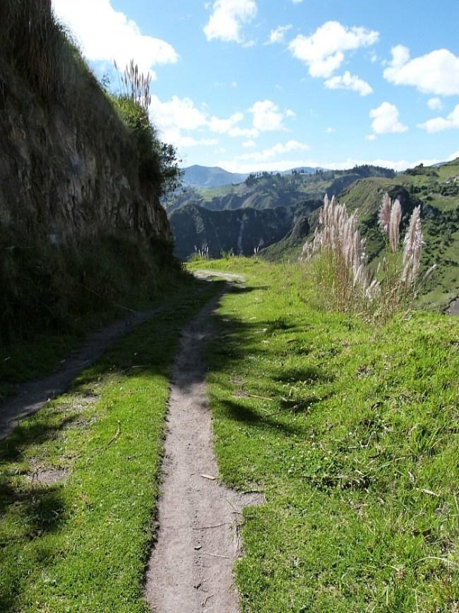 Hiking the Quilotoa Loop in Ecuador