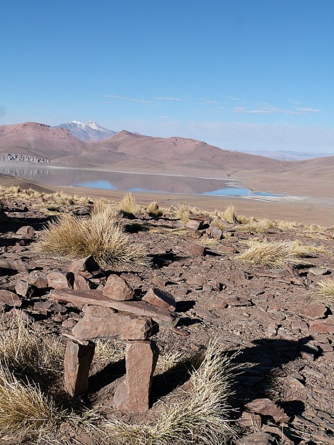 Wilderness in south west Bolivia
