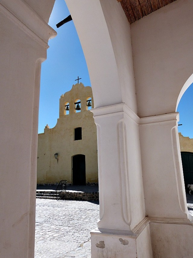 Church in Cachi, Northern Argentina