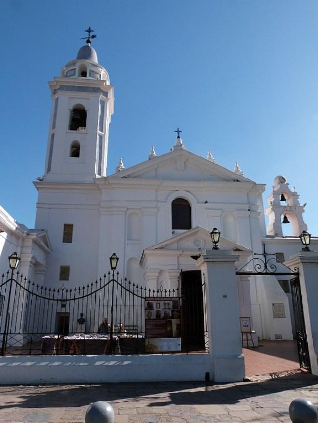 Church in Recoleta, Buenos Aires