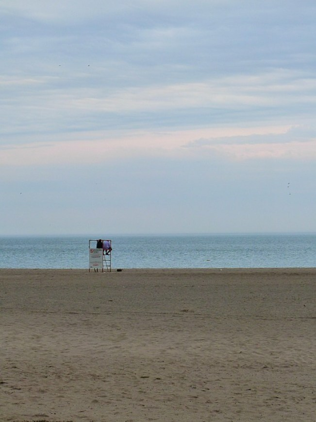 Woodbine Beach Park in Toronto