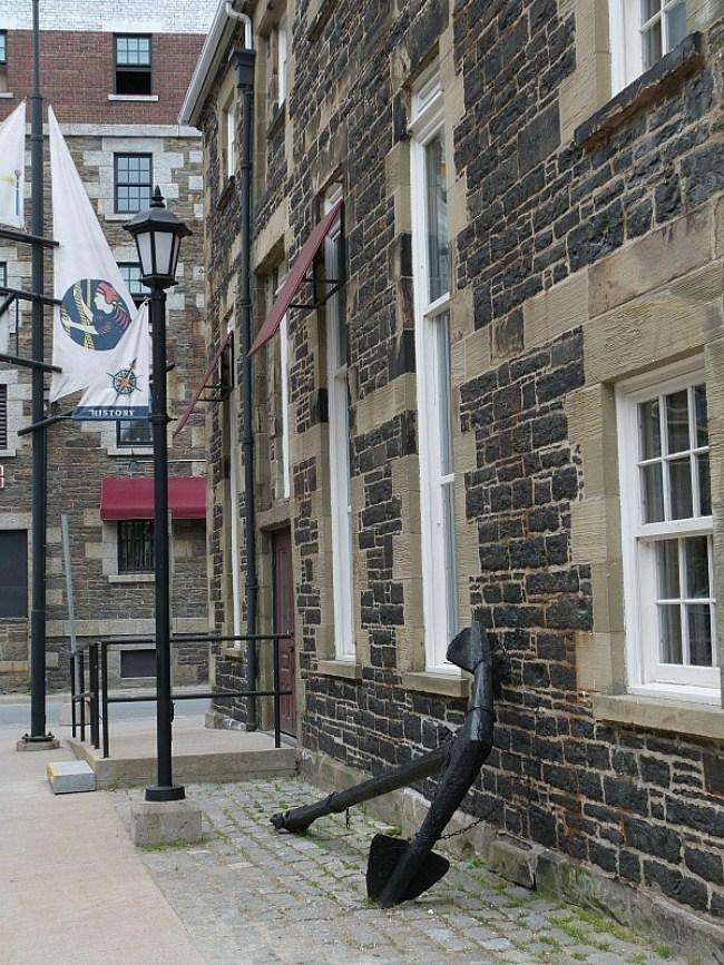 Historic buildings in Halifax, Nova Scotia