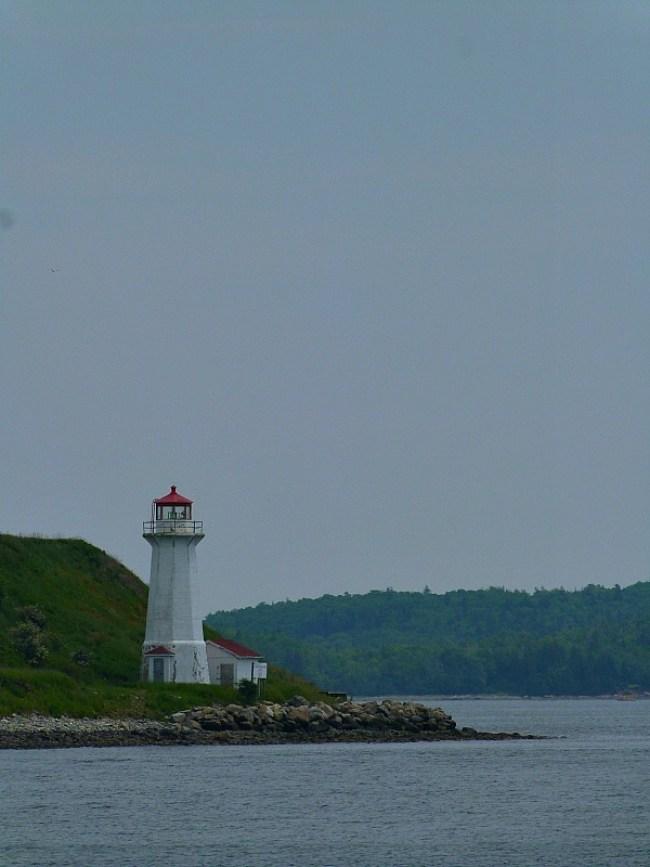 Lighthouse in Halifax, Nova Scotia