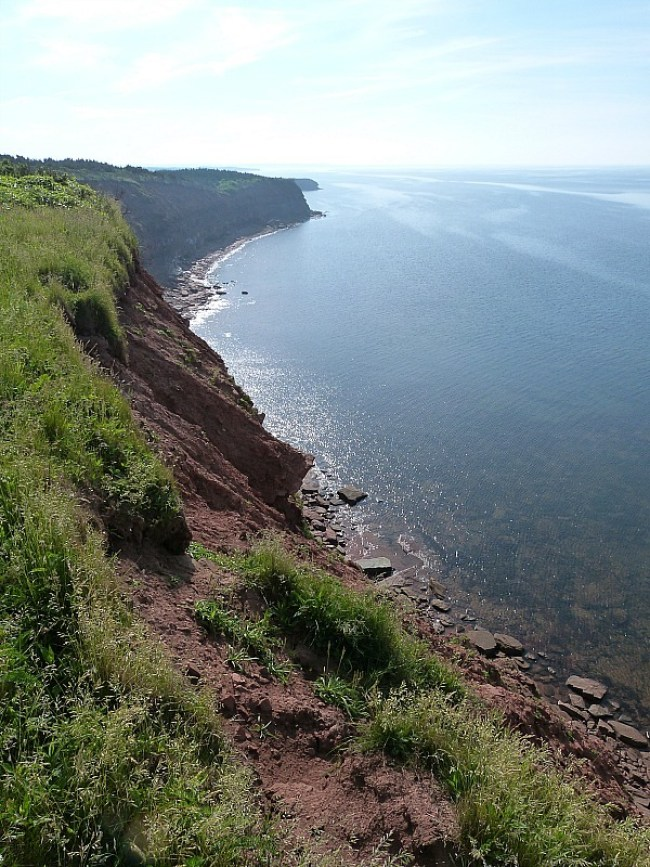 Viewpoint in Prince Edward Island National Park