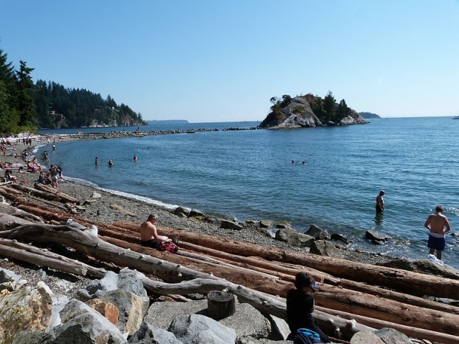 Whytecliff Park in West Vancouver
