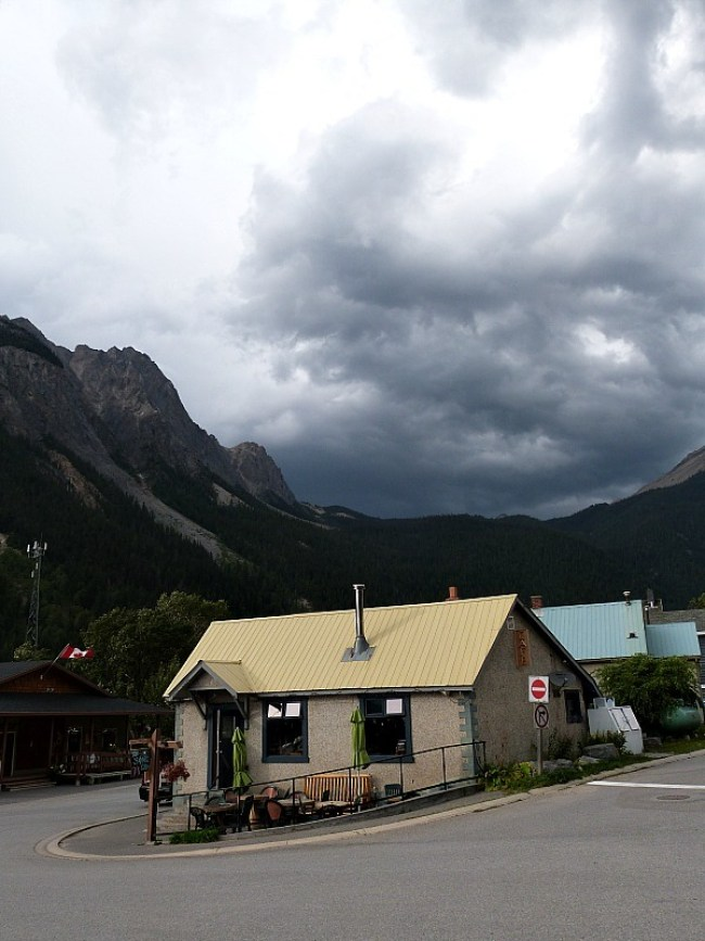 The town of Field in Yoho National Park, Canada - a Rocky Mountain Road Trip must