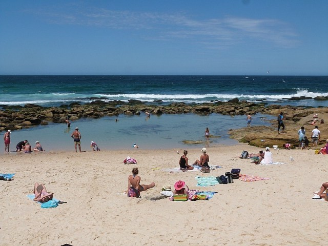 Beach rock pools - one of the 30 Reasons Why I Love Sydney
