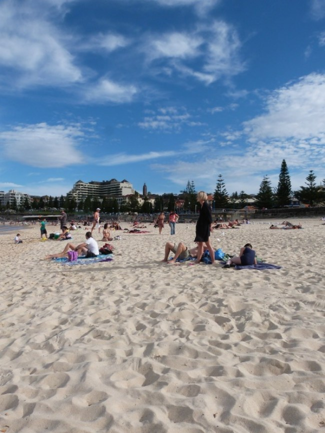 Beach time on Sydney's Eastern Beaches