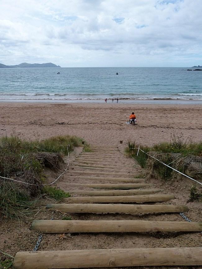 Tauranga Bay in Northland, New Zealand