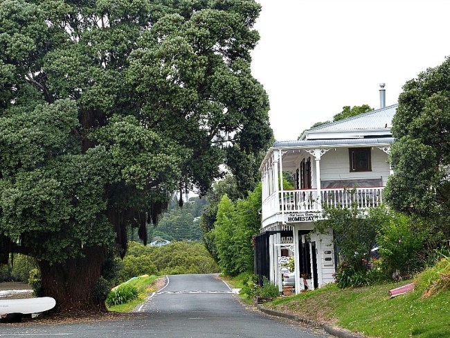 Rawene in the Hokianga, Northland - a highlight of any Northland Road Trip Itinerary