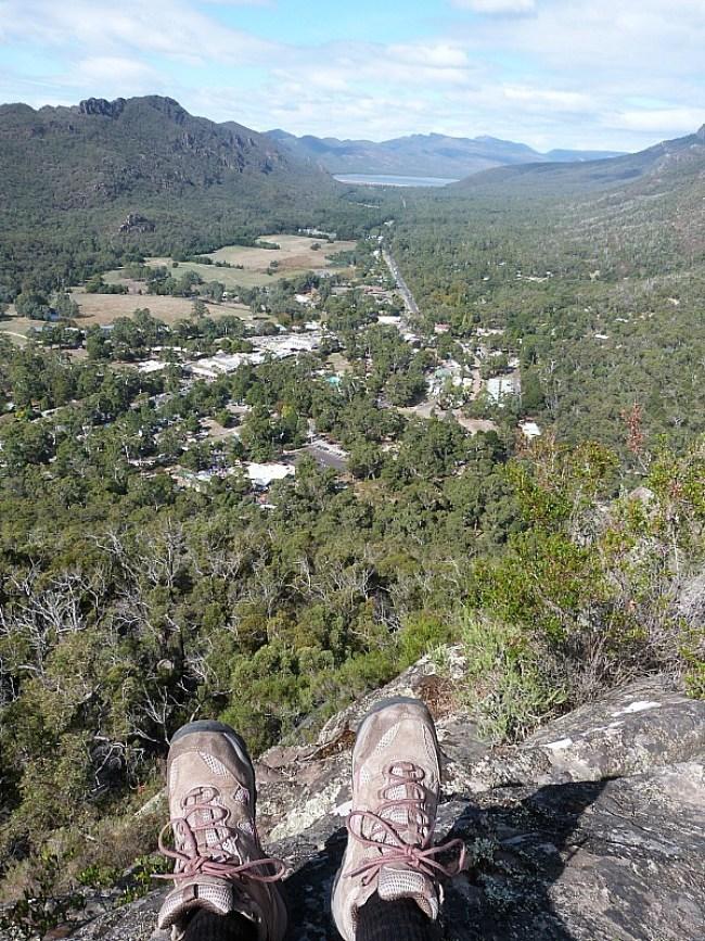 Hiking in Grampians National Park, Australia