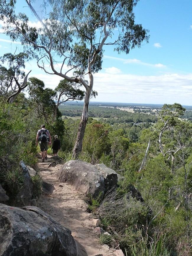 Chatauqua Peak in Grampians National Park, Australia