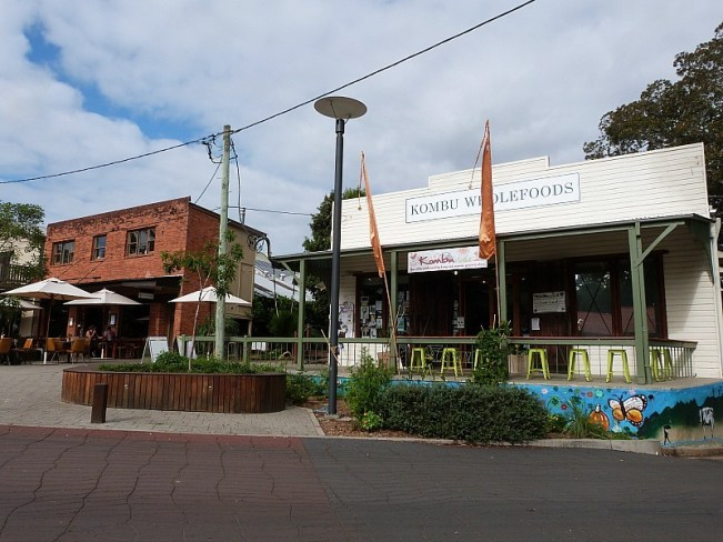 Downtown Bellingen, Australia