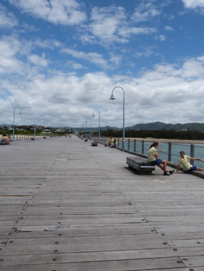 Coffs Harbour Marina, Australia