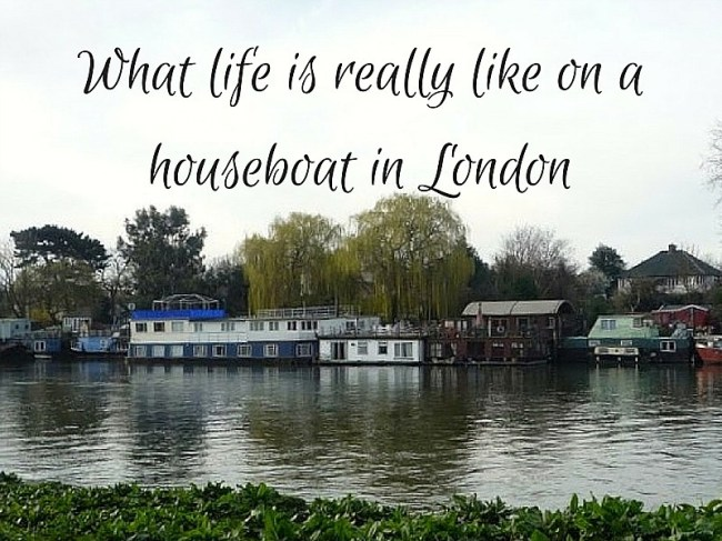 What life is really like on a houseboat in London