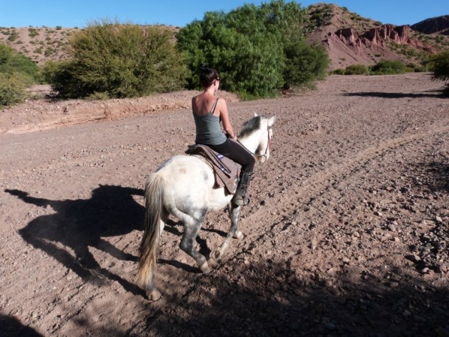 Horseriding in Tupiza in Bolivia - one of the 10 Best Offbeat Places in South America