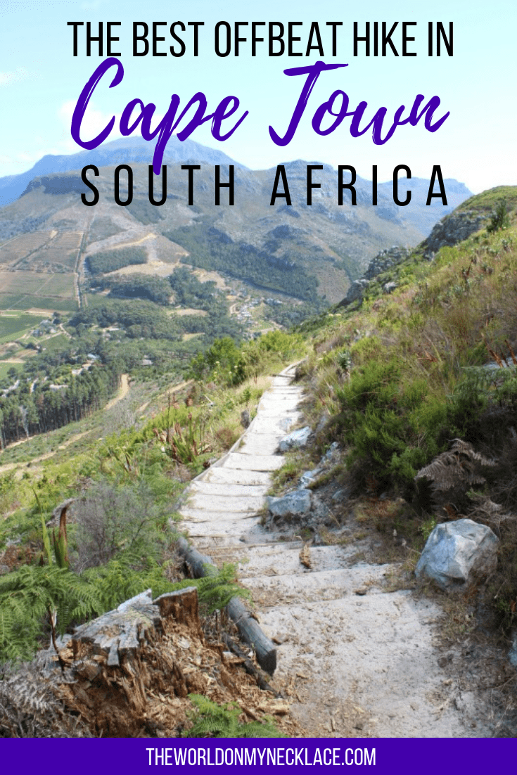 The Best Offbeat Hike in Cape Town, South Africa