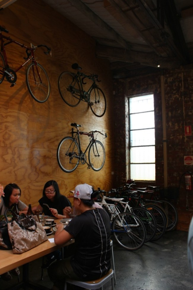 Coffee at Seven Seeds in Carlton - one of the best cafes in Melbourne