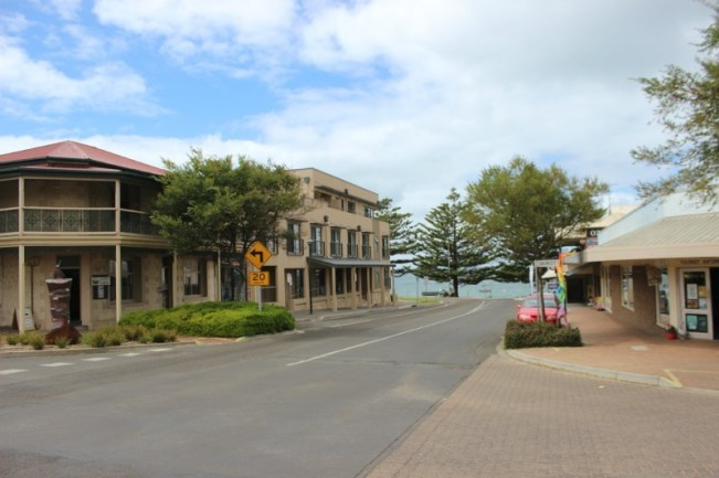 Kingscote on Kangaroo Island