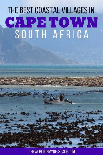 The Best Coastal Villages in Cape Town