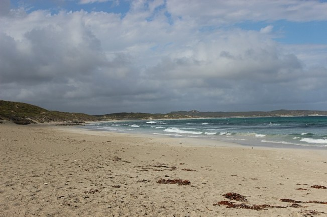Vivonne Bay Beach on Kangaroo Island
