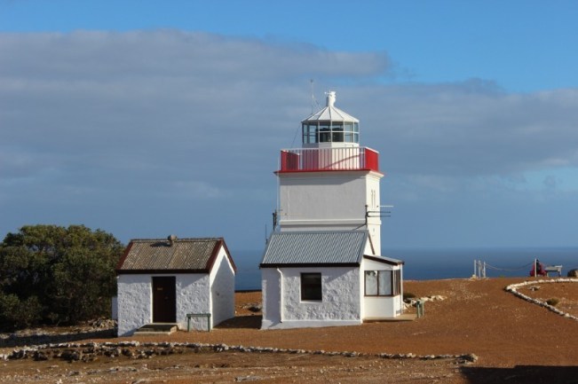 Cape Borda Lighthouse on Kangaroo Island - one of my favorite lighthouses