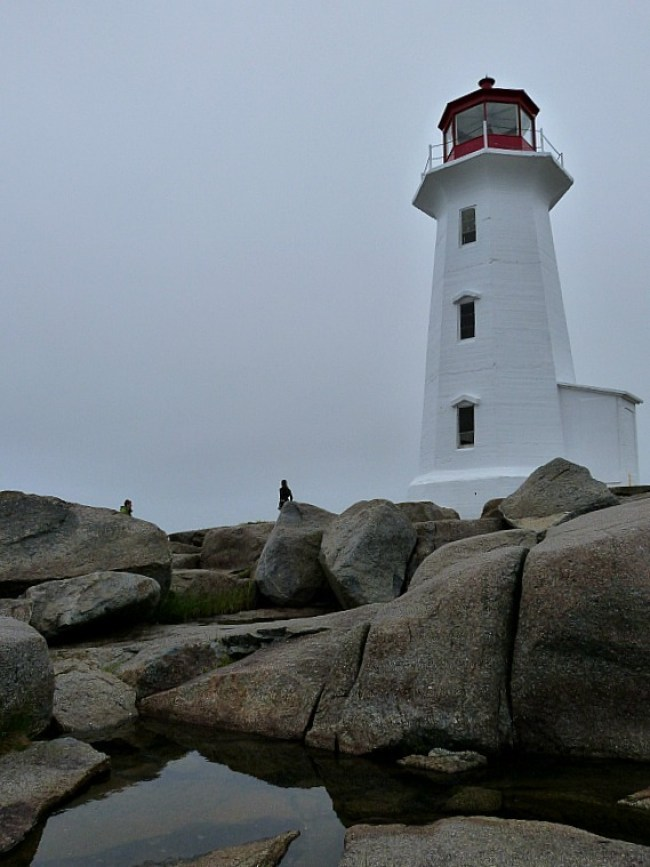 Peggys Cove Lighthouse - one of my favorite lighthouses