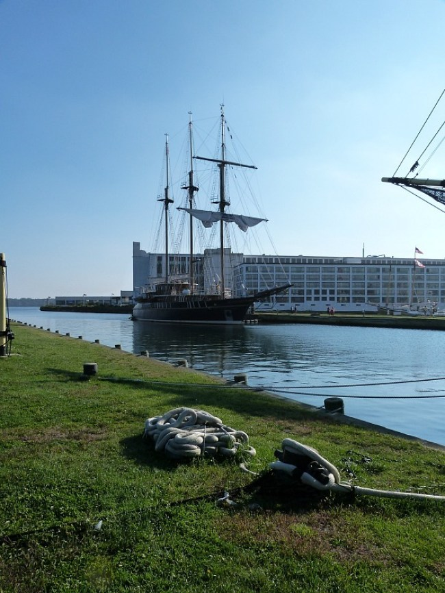 Salem Harbour - one of the best small towns in Massachusetts