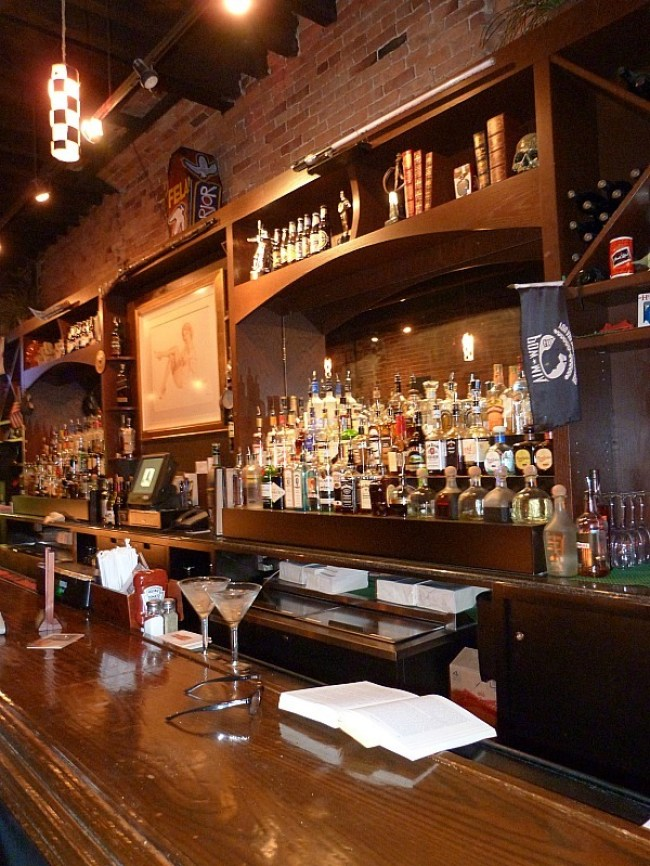 Visiting Boston's English-style bars was a highlight of my 2 days in Boston