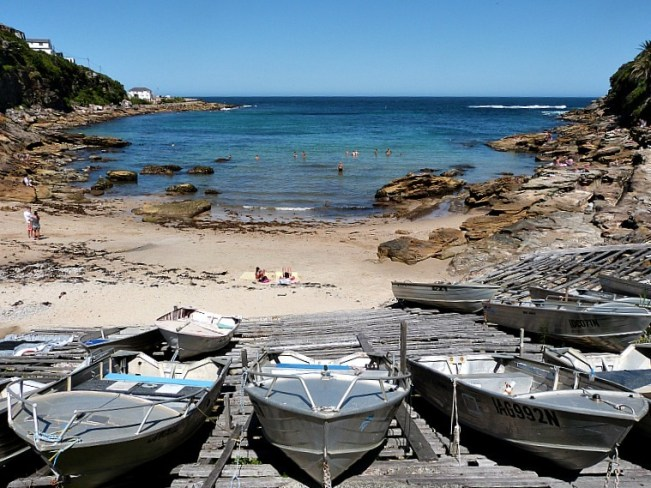 Gordon's Bay on Coogee to Bondi walk - one of the best Sydney walks