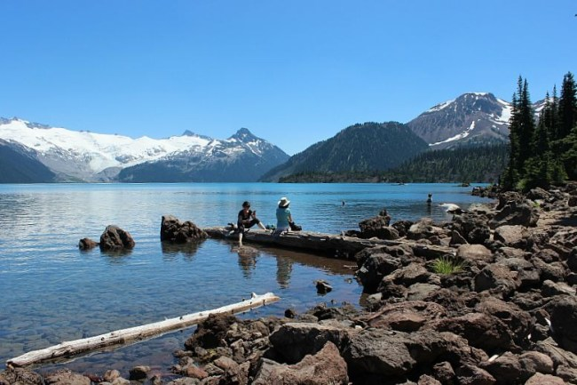 Incredible Garibaldi Lake - a day trip from Vancouver