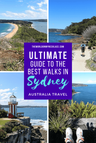 Ultimate Guide to the Best Sydney Walks