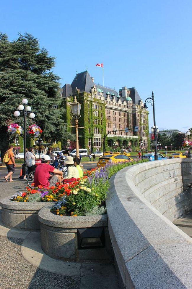 Victoria, Canada Harbourside