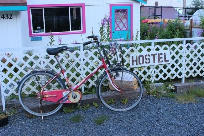Moby Dick Hostel in Seward Alaska